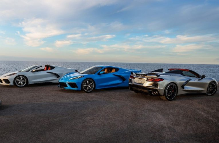 GM announces price, features of 2021 Corvette, including two new colors – Detroit Free Press