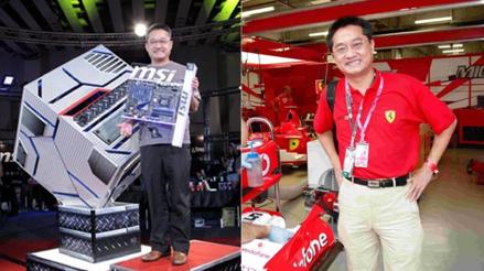 Fallece Charles Chiang, CEO de la marca tecnológica MSI, a los 56 años tras caerse de un edificio – RPP Noticias