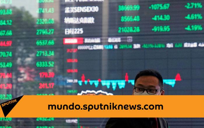 Las bolsas de China disparan su valor y preocupan a los expertos – Sputnik Mundo
