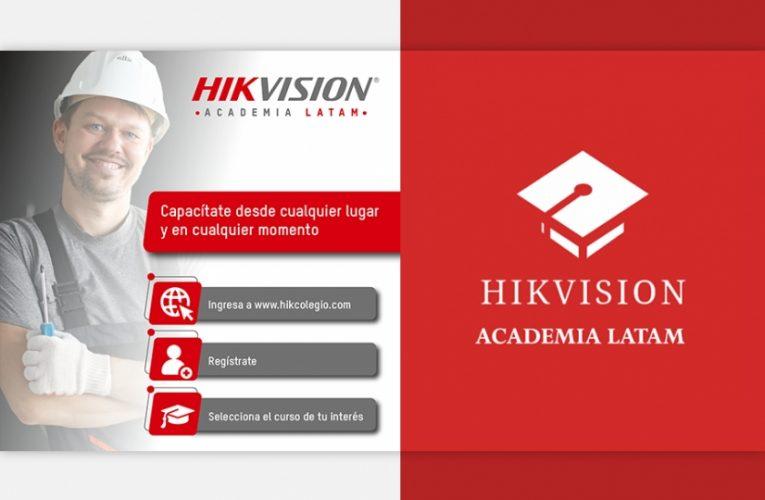 Hikvision Academia LATAM, nuevo sitio de formación para usuarios finales y socios – TECNOSeguro