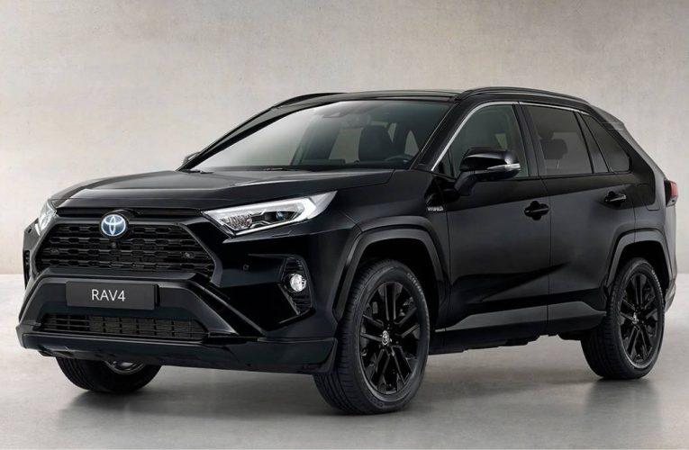 Toyota RAV4 Hybrid Black Edition: Traje de etiqueta para el SUV híbrido – El Carro Colombiano
